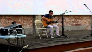 Evan Pacheco at Providence Hoot Part 2 (Grant's Block 6-8-2014)
