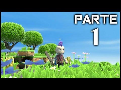 Gameplay de Portal Knights