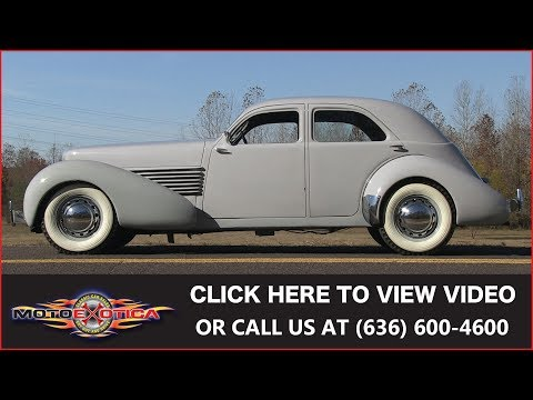 1937 Cord 810 Westchester for Sale - CC-1039810