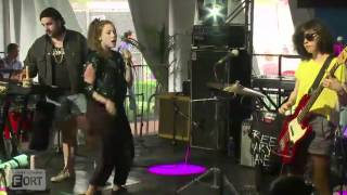 """Friends, """"Friend Crush"""" Live at the FADER FORT Presented by Converse"""