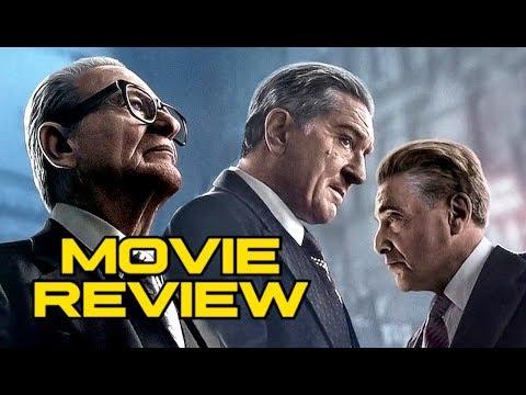 THE IRISHMAN Movie Review (2019) Netflix