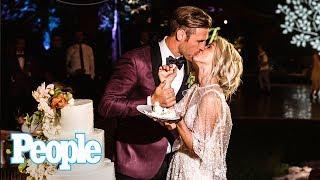 Inside Julianne Hough & Brooks Laich's Elegant Idaho Wedding & Reception | People NOW | People