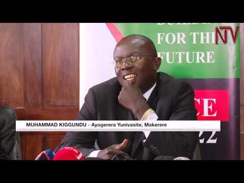 OKWEDIIMA E MAKERERE: Abakulira yunivaasite bali mu kafubo n'abasomesa