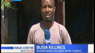 6 killed by angry villagers on suspicion they took part in the murder of local trader in Busia