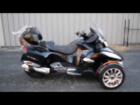 2015 Can-Am Spyder® RT Limited in Wauconda, Illinois