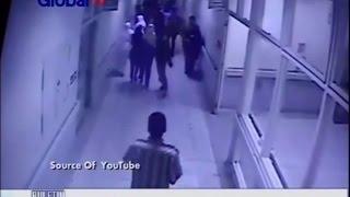 Rekaman CCTV Kepanikan Warga Di Rumah Sakit Saat Gempa 64 SR Terjadi  BIS 07/12