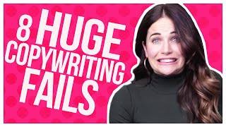 How To NOT Write Copy: 8 Bad Copywriting Examples & Marketing Fails