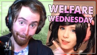 Asmongold: Twitch Chat Decides The Music 🐙 (Welfare Wednesday Ep. 1)