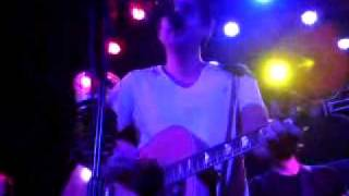 Joshua Radin - You Got What I Need LIVE at Manchester Academy 2