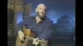 Shel Silverstein on the Johnny Cash Show