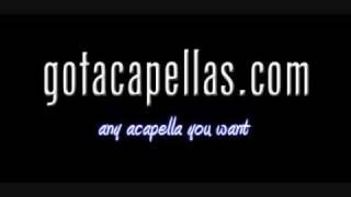 2pac - Let em have it ft. skg (Acapella)