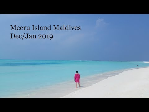 Meeru Island Resort and Spa Maldives Jan 2019 4K