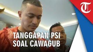 Kader PSI Minta Bantuan KPK hingga DPRD DKI Jakarta Harus Hormati Warga Biar Tahu Profil Cawagubnya