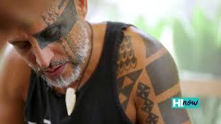Kā Uhi: Traditional Hawaiian Hand-tap Tattoo