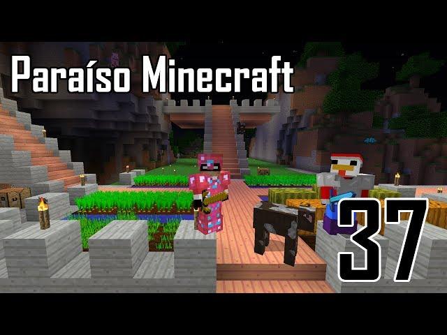 Paraíso-minecraft-cultivos-en