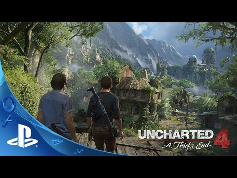 YouTube Uncharted 4: A Thief`s End PS4 DFI
