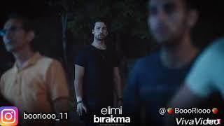 عذراء و جينك صعب جدا لا تترك يدى Elimi Birakma Azra Ve Cenk
