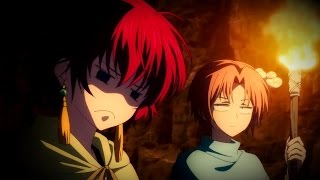 Let's not piss off the crazy man - Yona of the Dawn