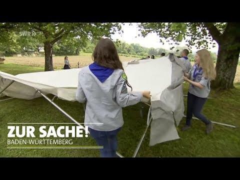 Luxus-Camper statt Iglu-Zelt | Zur Sache Baden-Württemberg!