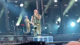 Rammstein   Zeig Dich | 9. Juni 2019 | Olympiastadion München | Gefilmt Vom Sven