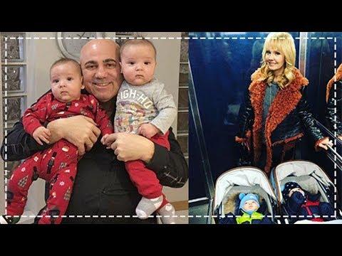 Валерия и Иосиф Пригожин стали родителями двойняшек