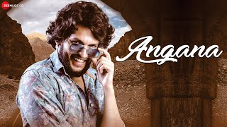 Angana Lyrics in Hindi