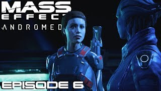 Mass Effect: Andromeda - Ep 6 - Technologie Enfouie - Let's Play FR ᴴᴰ