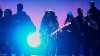 "H E R Made A Incredible Performance To ""Hard Place At Grammy 2019"