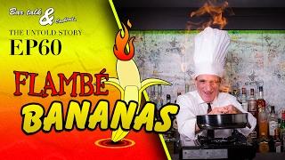 Flambé Bananas