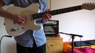 Foals - Late Night | Guitar Solo