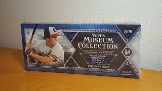 2019 Topps Museum Collection - 1 box break! Hofer auto!