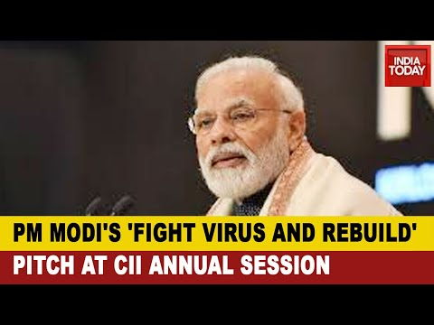 'I Believe In India's Capability And Intellect,' Says PM Narendra Modi at CII Annual Session 2020
