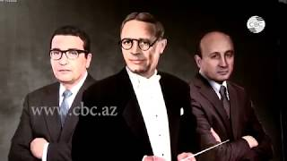 К 100-летиюе АДР в Баку состоялась выставка портретов выдающихся личностей Азербайджана