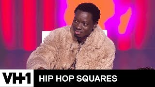 Michael Blackson's Hood-Rat Couture 'Sneak Peek' | Hip Hop Squares