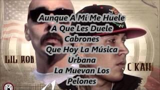Latinos Unidos C-kan FT Lil Rob (LETRA)
