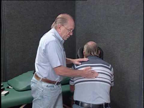 Lesson 13 - Free Massage Course - One Stroke Chair Massage Part ...