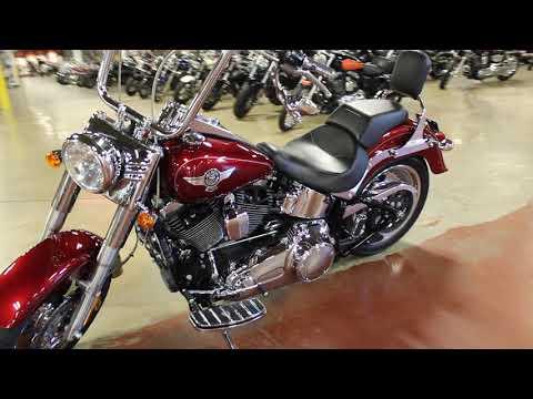 2016 Harley-Davidson Fat Boy® in New London, Connecticut - Video 1