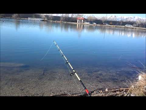 Fishing Trip: Willow Pond 3/13/14