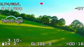 Hawkeye Firefly Split mini 4K - Test flight # 5 (unedited DVR recording) - 2020-06-22