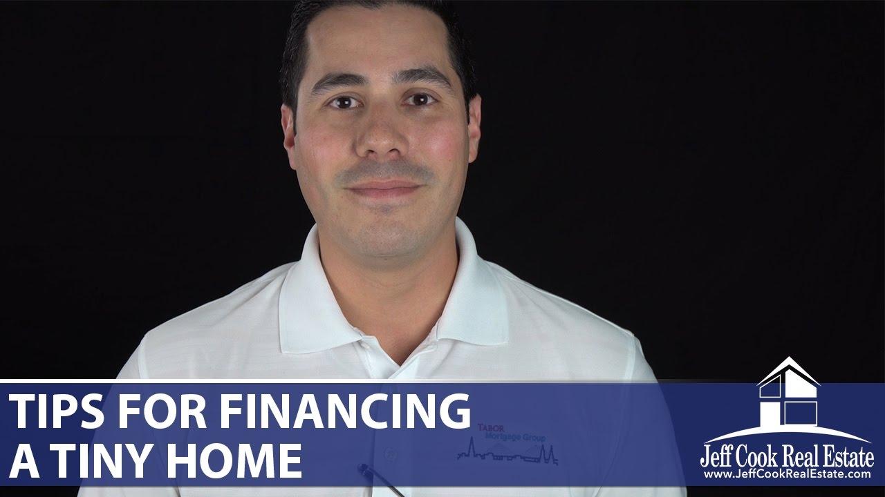 How Do You Finance a Tiny Home?