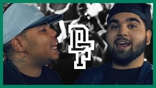 Don't Flop Rap Battle | FLEXPLICIT VS IM