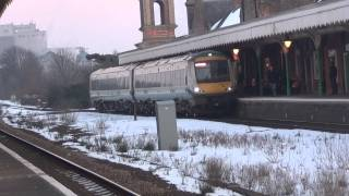 preview picture of video 'Bury St Edmunds 11-02-2012'
