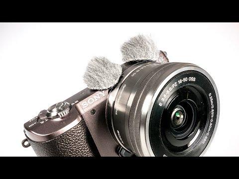 BEST AUDIO SETUP For Sony a6400 a6000 a5100 RX100 V VI - Shure LensHopper VP83F