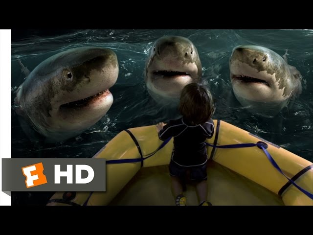 Sharkboy and Lavagirl 3-D (1/12) Movie CLIP - The Birth of Sharkboy (2005) HD