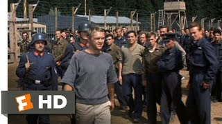 The Great Escape (11/11) Movie CLIP - The Cooler King Returns (1963) HD