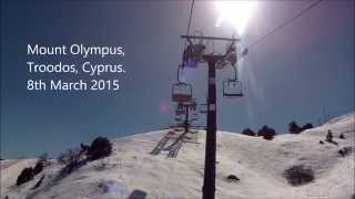 preview picture of video 'Skiing in Cyprus'