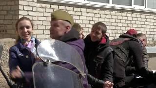 В Смоленске отметили 75-ю годовщину Победы в Великой Отечественной войне.
