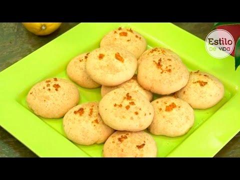 Galletas fáciles de naranja | Tortas murcianas