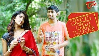 Dual Sim Love || Telguu Comedy Short Film 2017 || By Madhu Chandra
