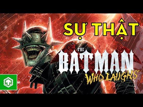 Top 10 Sự Thật Đáng Sợ Về Batman Who Laughs | Batman x Joker | Ten Tickers